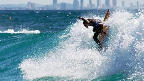 fare surf da soli