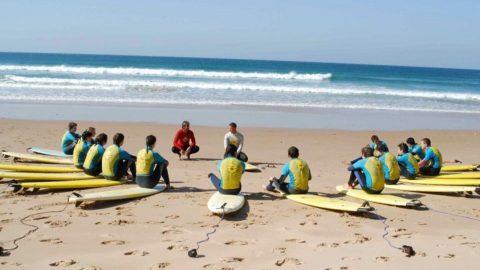 imparare surf da soli