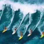 Esercizi surf da fare in palestra