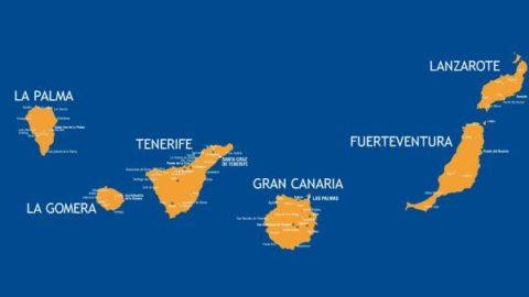 Canarie: paradiso per mare e surf