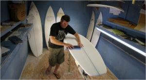 costruire tavola surf passaggio 1