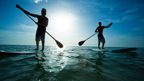 sup stand up paddle surf spiegazione