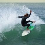 La velocità nel surf