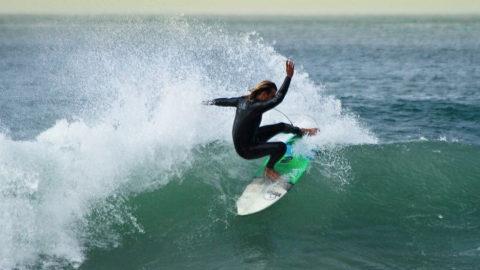 velocità nel surf
