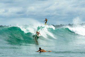 surf come prendere onda