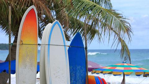 costruire tavola da surf in legno da soli
