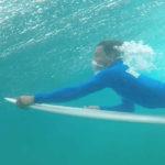 Come fare il duckdive (surf tecniche e manovre)