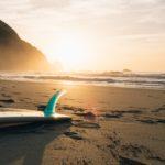 Preparazione e allenamento prima del surf