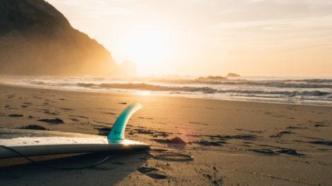 allenamento surf