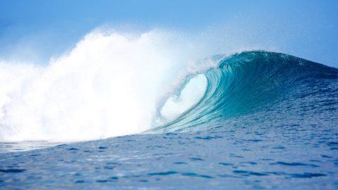 Come prendere un'onda