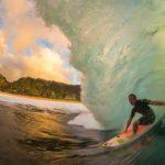 Prendere onde non rotte (surf tecniche e manovre)
